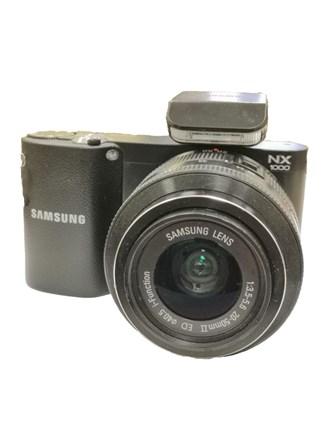 Фотоаппарат Samsung NX1000 Kit.