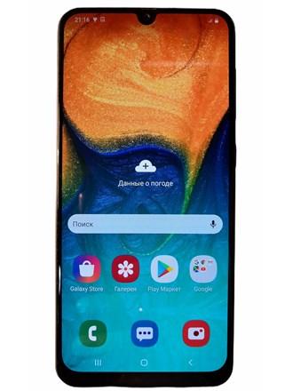 Смартфон Samsung Galaxy A30 32Gb.