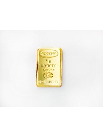 """Слиток Золото 999"""""""