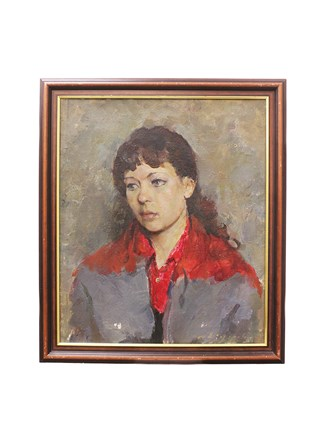 Картина Портрет Женщины