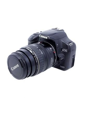 Фотоаппарат Сanon EOS 500D