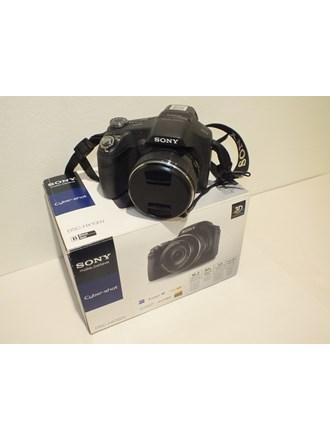 Фотоаппарат SONY DSC-HX100V комплект, коробка