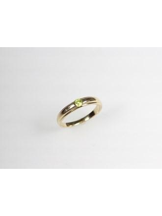 Кольцо со вставкой Золото 585