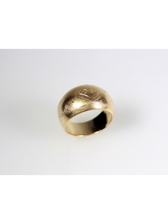 Кольцо Чалма Золото 583