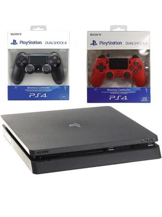 Игровая консоль Sony PS4  Slim
