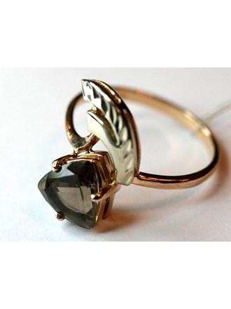 "Кольцо Золото 585"" Раух-Топаз"