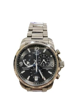 Часы Certina Quarz DS Podium GMT.