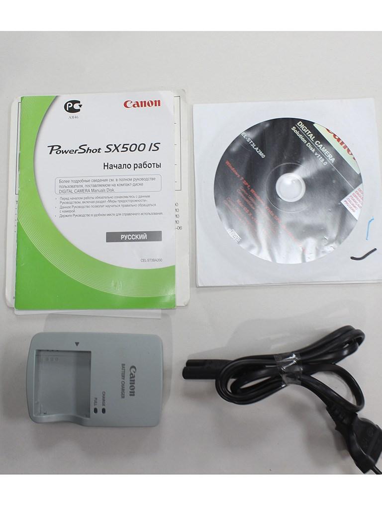 Фотоаппарат Canon PowerShot SX500 IS