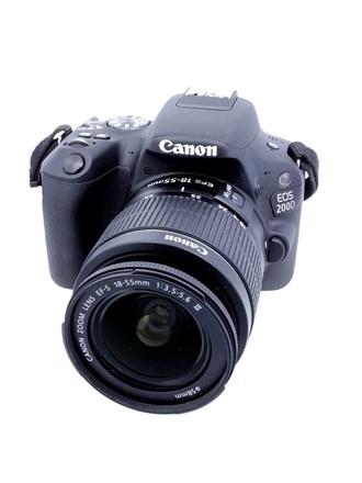 Фотоаппарат Сanon EOS 200D