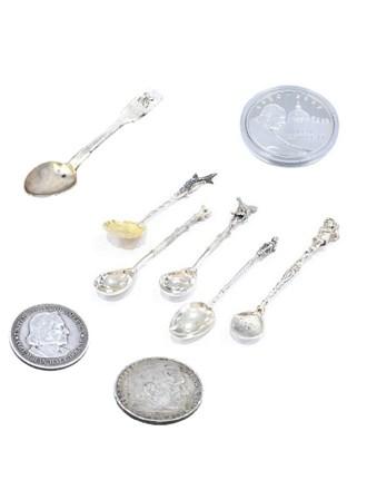 Предметы серебро