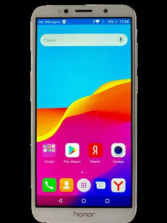 Сотовый телефон Honor 7S 16 Gb