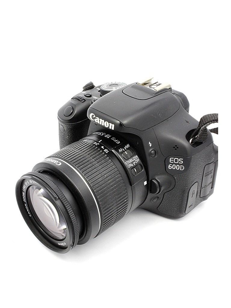 Фотоаппарат Сanon EOS 600D