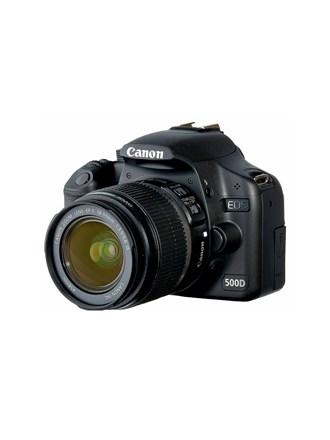 Фотоаппарат Canon EOS500D