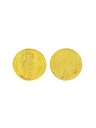 """Монета Золото 900"""""""