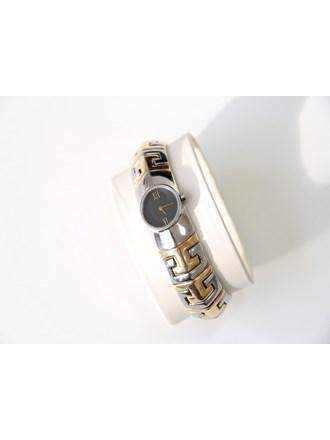 Часы BVLGARI сталь золото 750