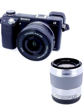 Фотоаппарат Sony Nex-6L