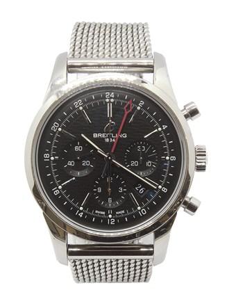 Часы BREITLING Transocean Chronograph GMT