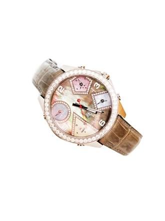 Часы JACOB & Co Сталь Бриллианты