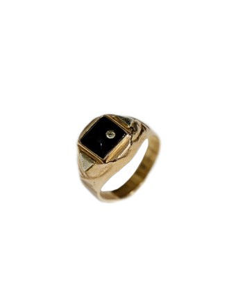 Перстень Оникс