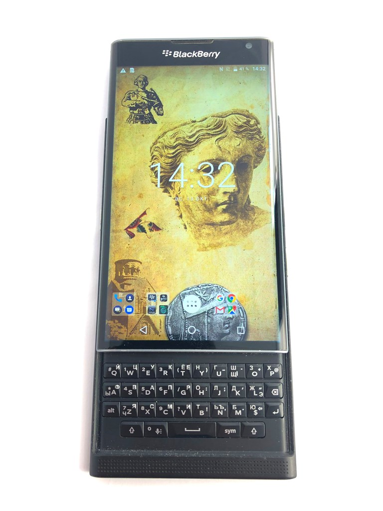 Телефон BlackBerry Priv (3/32)