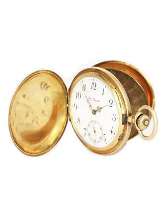 Часы карманные Qte Boutte