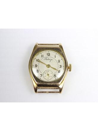 """Часы """"Победа"""" Золото 583"""
