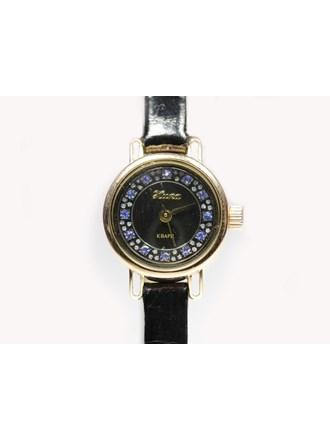 Часы Ника Золото 585 Стразы