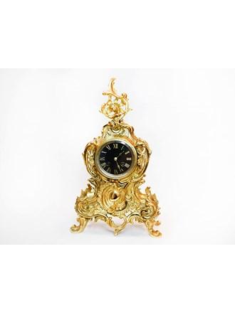Часы Настольные Позолоченные