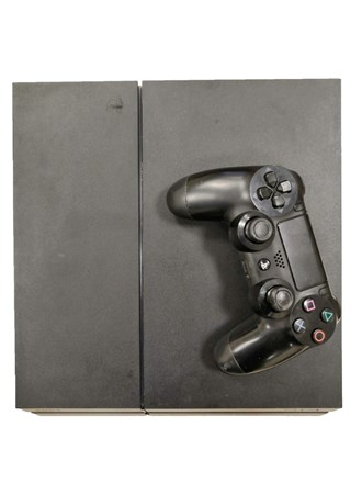 Игровая консоль Sony (CUH-1208B).