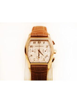 Часы Мужские  GIRARD- PERREGAUX  Розовое Золото