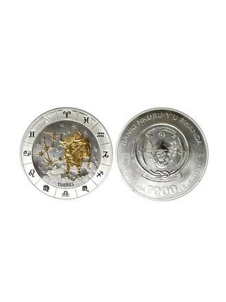 """Монета Серебро 999"""""""