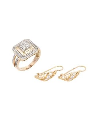 """Ювелирные украшения Золото 500"""" 585"""" Бриллианты"""