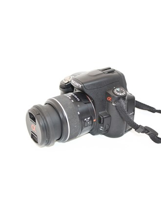Фотоаппарат SONY DSLR-A390