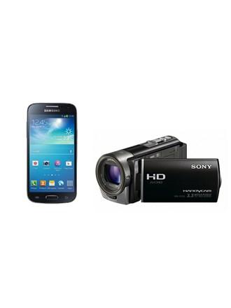 Телефон Samsung Видеокамера Sony