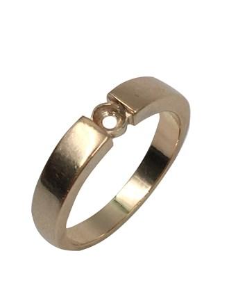 Кольцо фигурное