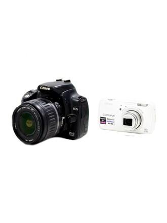 Фототехника Canon Nikon