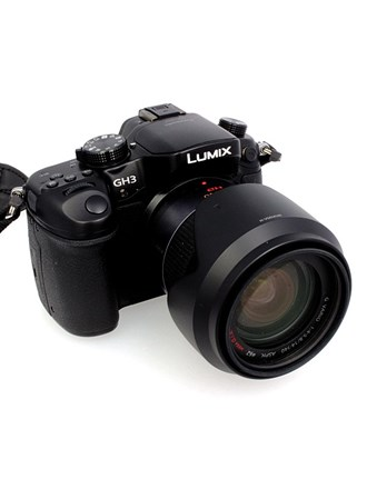 Фотоаппарат Panasonic Lumix DMC-GH 3
