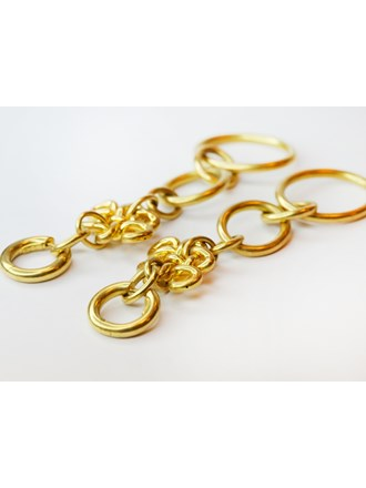 Серьги Золото 750