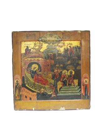 Икона Рождество Пр.Б-цы