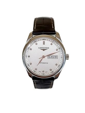 Часы Longines с бриллиантами
