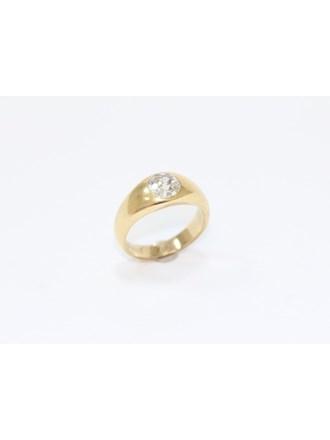 """Кольцо Золото 750"""" Бриллиант"""