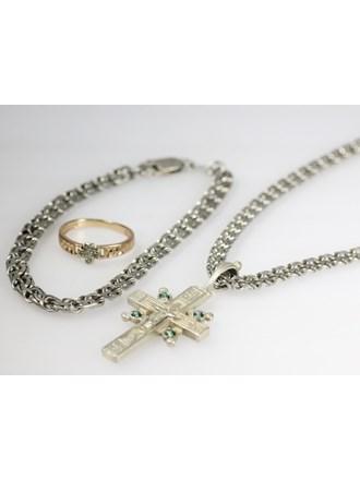 Ювелирные украшения Золото 585 Серебро 925