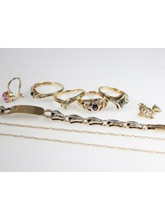 Ювелирные изделия Золото 585