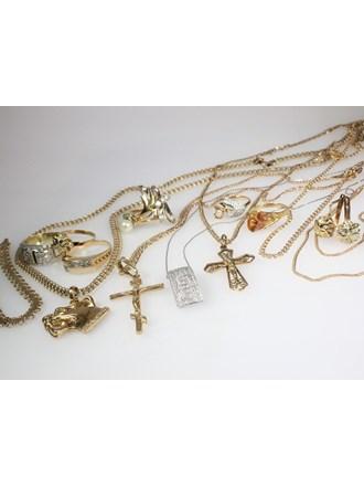 Ювелирные украшения. Золото 585/750. Бриллианты