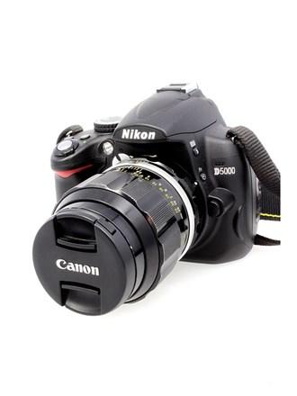 Фотоаппарат Nikon D 5000