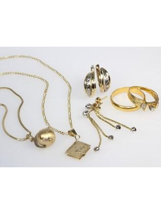 Ювелирные украшения. Золото 585/958