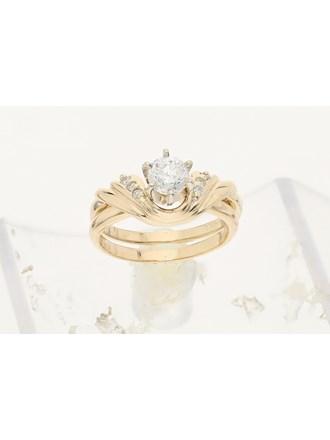 Кольцо золото, 583/585