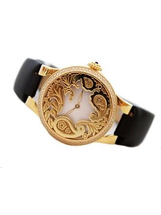 "Часы CARRERA Y CARRERA Золото 750"" Бриллианты"