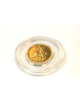 Монета Золото 999