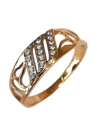 Кольцо золото